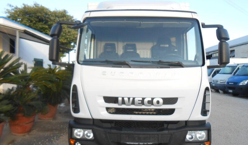 iveco 80e22 E6 furgone con sponda pieno