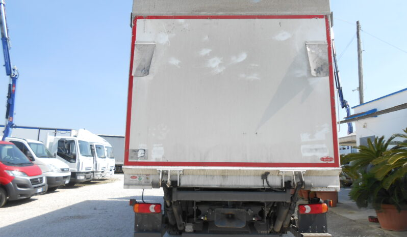 iveco 120e25 E6 furgone con sponda pieno
